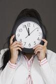 Clockwoman