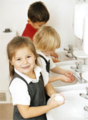 Kids Handwashing